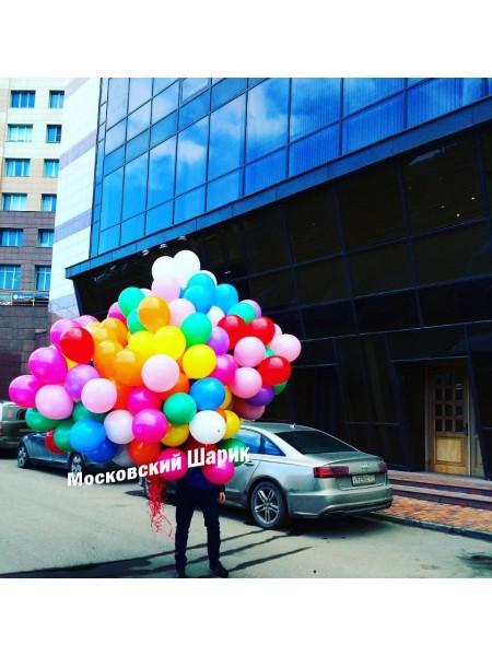 СТО Воздушных Шаров Пастель 35 см
