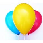 Воздушные шарики Пастель