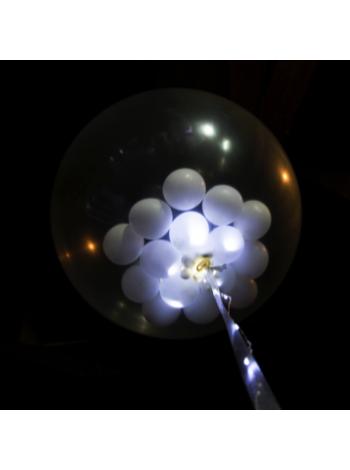 Баблз со светодиодами