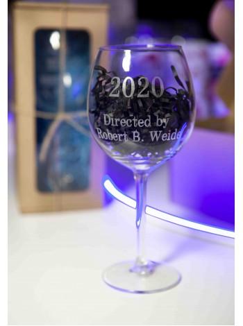 """Бокал """"2020 Directed by Robert B. Weide 590 мл"""