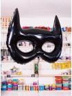 Фольгированная кошачья маска с гелием