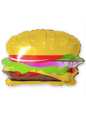 Гамбургер с гелием