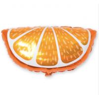 Долька апельсина 66 см с гелием