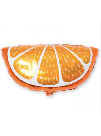 Долька апельсина с гелием