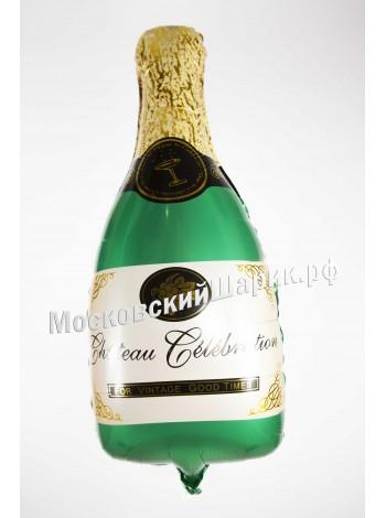 Фигура из фольги Шампанское