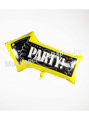 Фольгированная фигура Party