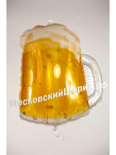 Кружка Пива с гелием