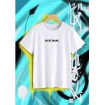 Печать принтов на мужских футболках