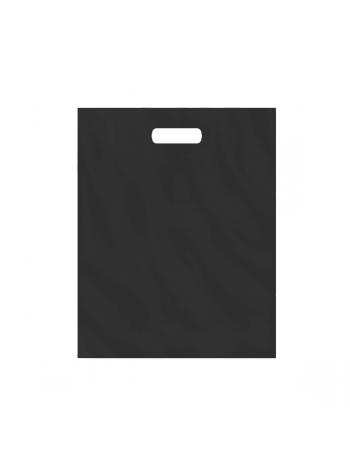 Черный большой пакет