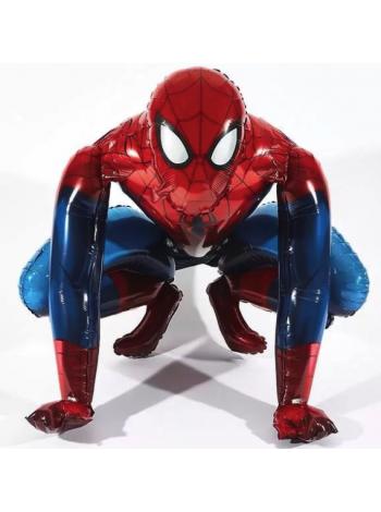 Фольгированный Spiderman