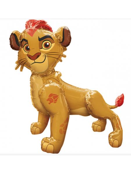 Ходячая фигура Симба с гелием