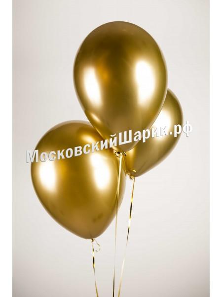 Хром золотые 1 шт