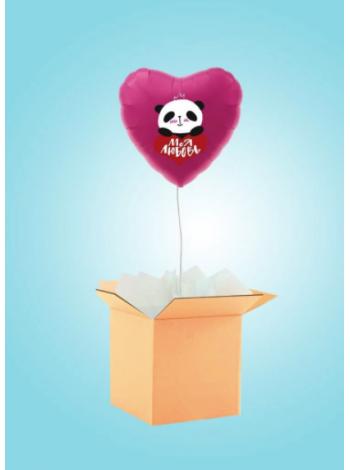 Коробка сюрприз Панда
