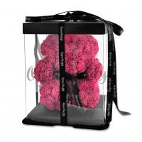 Мишка Розовый 20 см