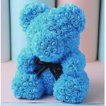 Медведь из роз 20 см