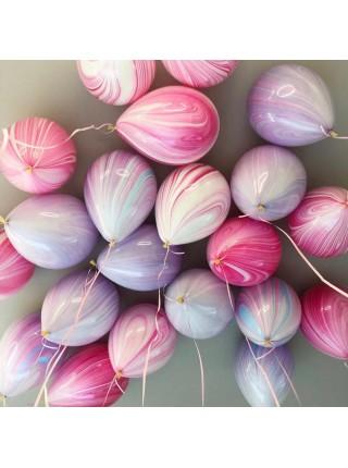 Мраморные шары под потолок № 1