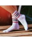 """Модные носки с принтом """"Принцесса Ебане**а"""""""