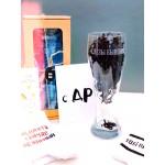 Пивные бокалы с гравировкой и надписями