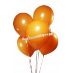 Оранжевые Пастель 35 см