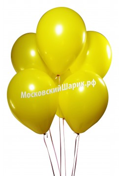 Желтые Пастель 35 см