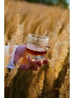 Стакан для виски с пулей