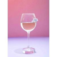 Винный бокал с кроссовком белым 590 мл