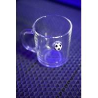 Кружка для чая с футбольным мячом 250 мл