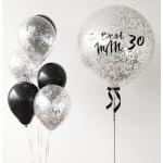 Оформление корпоратива воздушными шариками