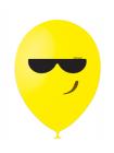 Воздушные шары смайлы