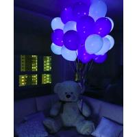 Светящиеся воздушные шарики 30 см