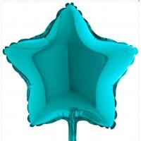 Звезда TIFFANY с гелием из фольги 46 см